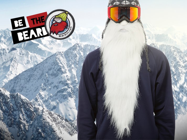 BeardSki Long Beard Image