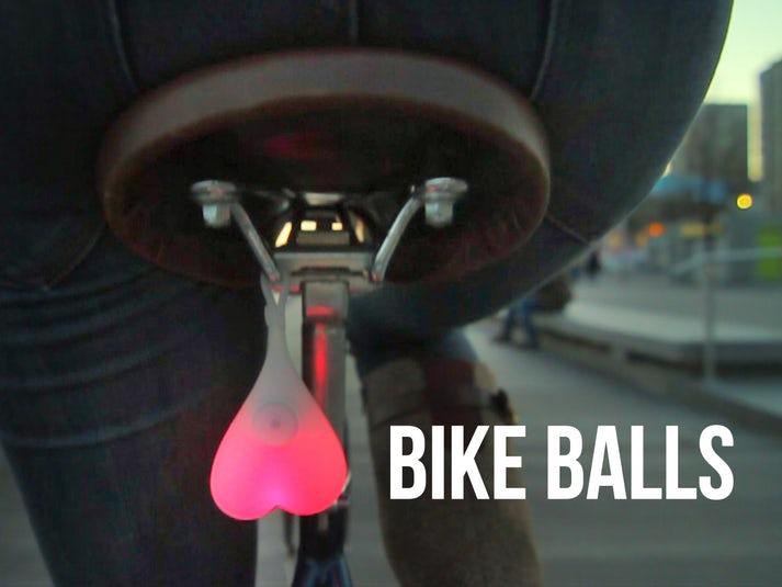 Bike Balls Image