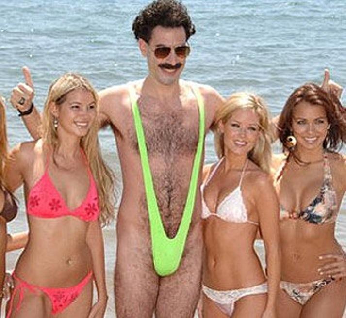 Borat Mankini Image