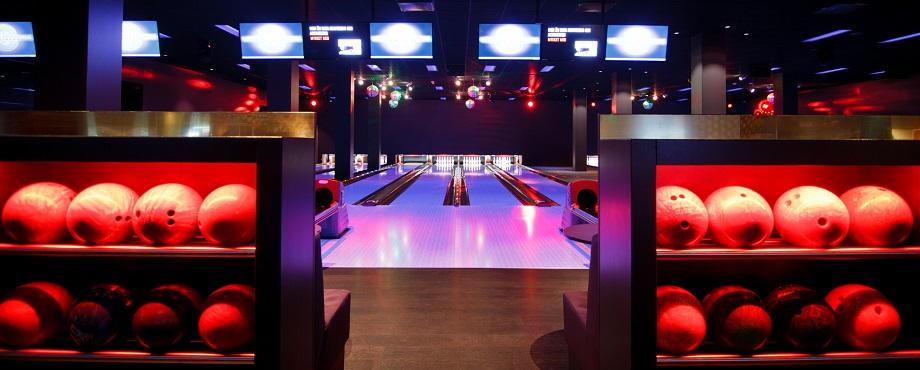 Bowling på BallBreaker Image