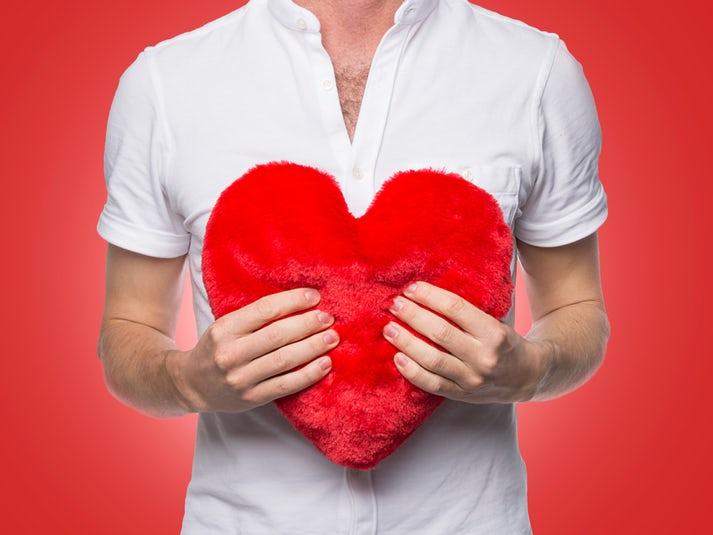 Cozy Heart Värmekudde Image