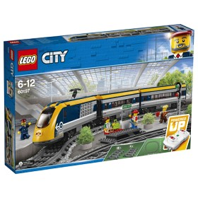 LEGO City - Passagerartåg Image