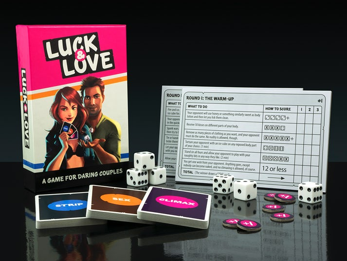 Luck & Love Sexspel Image