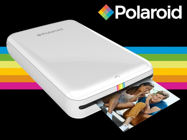 Polaroid ZIP Instant Fotoskrivare Image