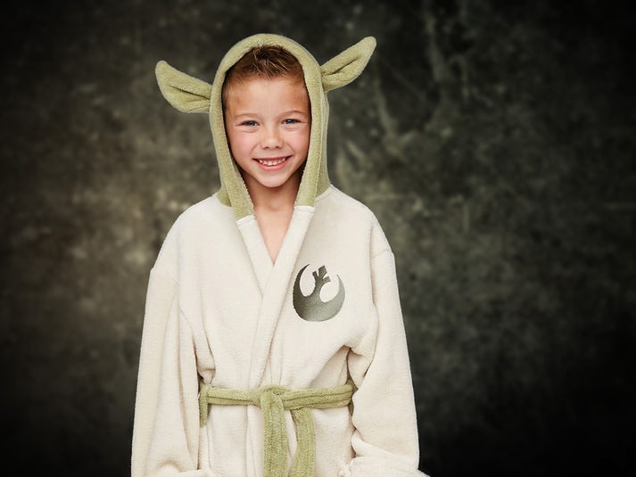 Star Wars Yoda Morgonrock för barn Image