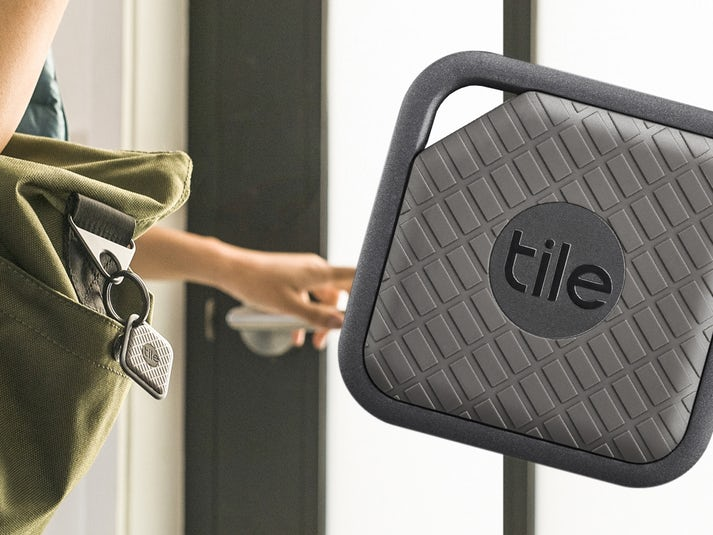 Tile Sport Bluetooth-tracker Image