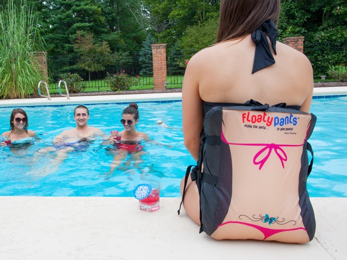 Floaty Pants Image