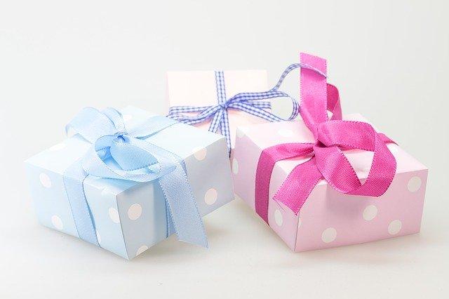 födelsedagspresenter