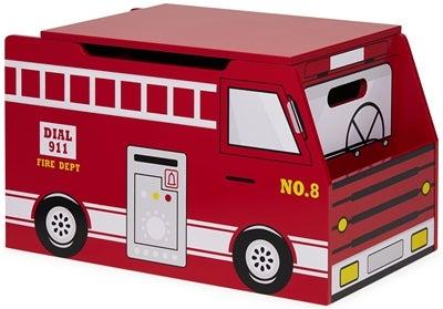 Brandbil Förvaringslåda Image