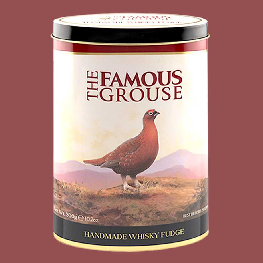 Fudge - The Famous Grouse Whisky Image