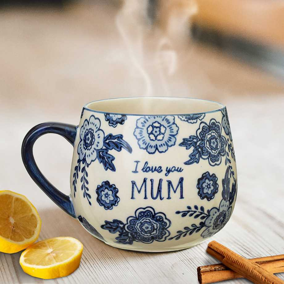 Mugg - I love you mum Image
