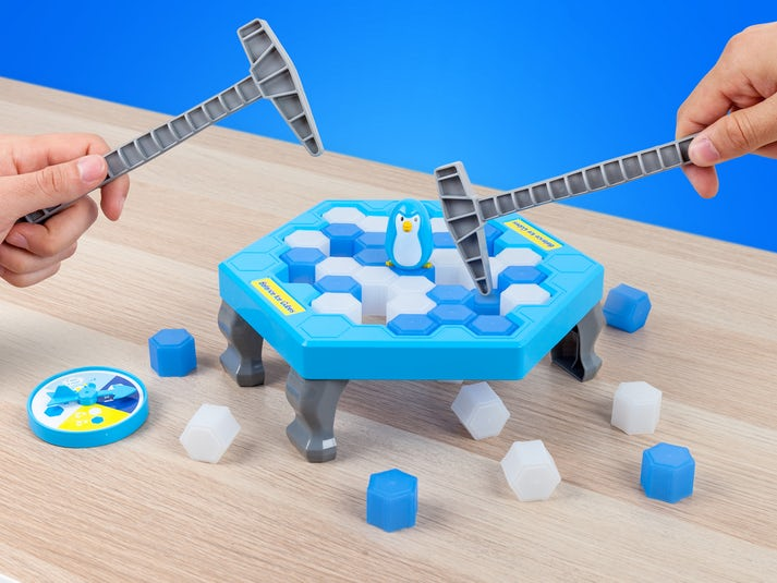 Penguin Trap Spel Image