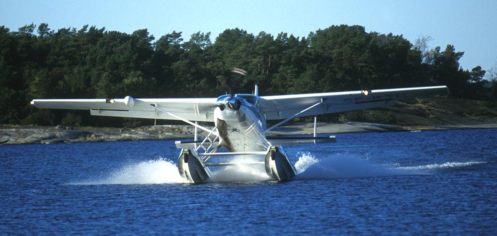 Provflyg ett Sjöflygplan Image