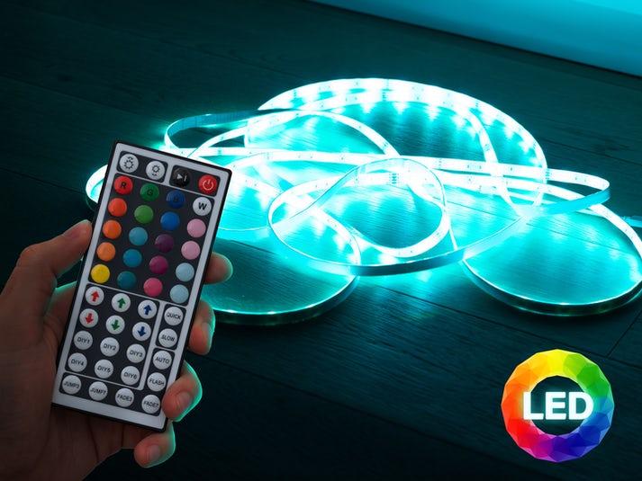 Vooni® LED-slinga med Fjärrkontroll Image
