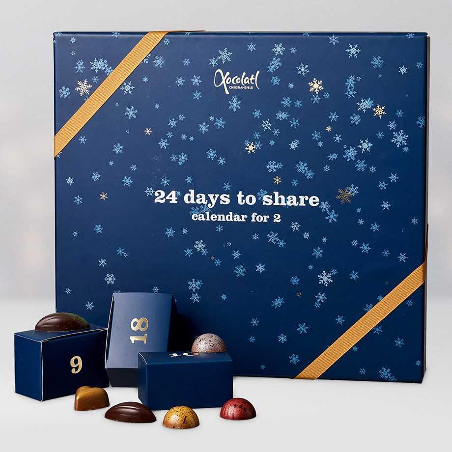 Chokladkalender för 2, Xocolatl - Adventskalender 2020 Image