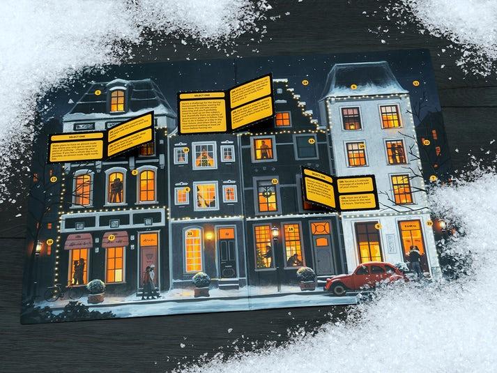 Daring December Adventskalender för Par Image