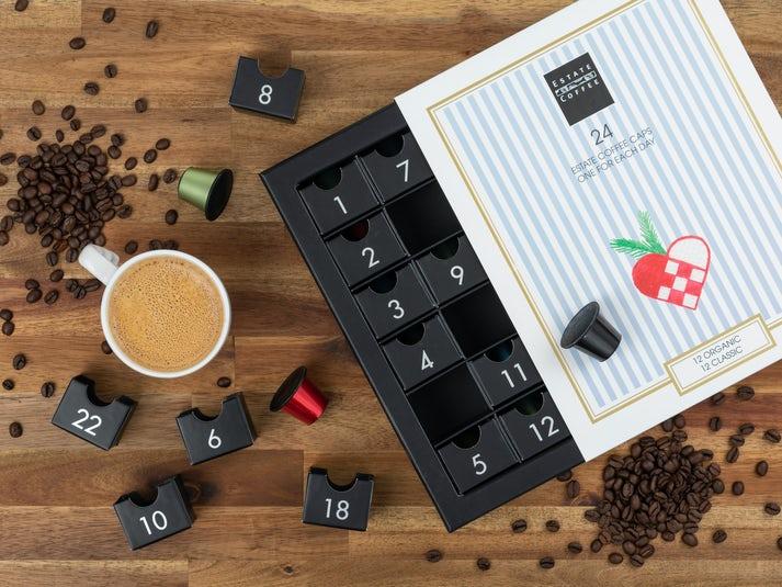 Estate Coffee Kaffekalender Image