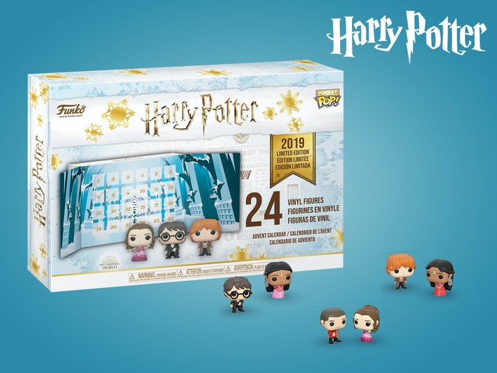 Funko Pop! Harry Potter Adventskalender Image