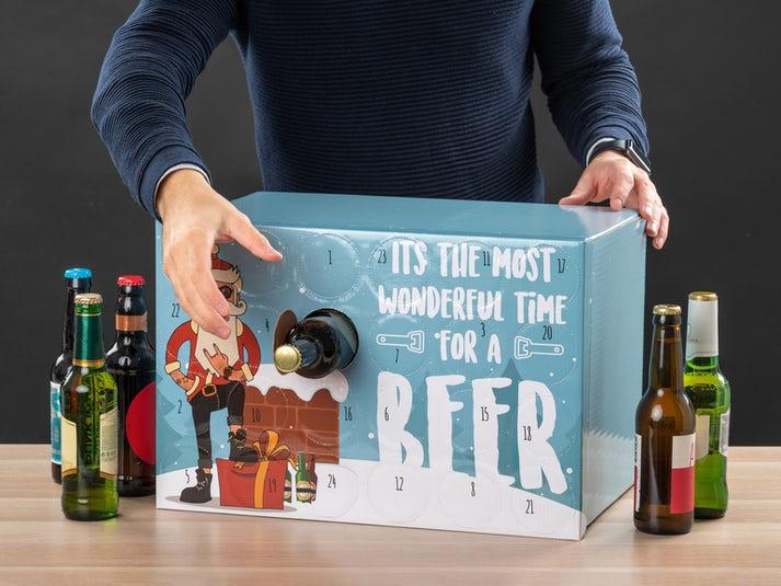 Gör Din Egen Ölkalender Image