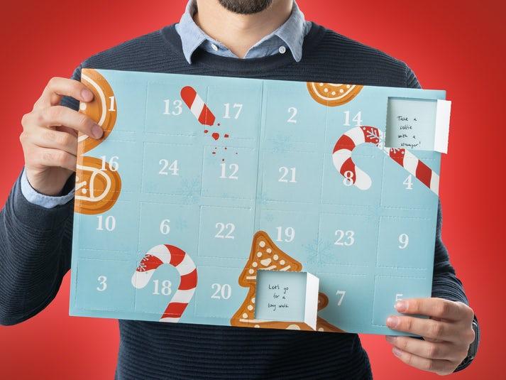 Gör Din Egen Text-kalender Image