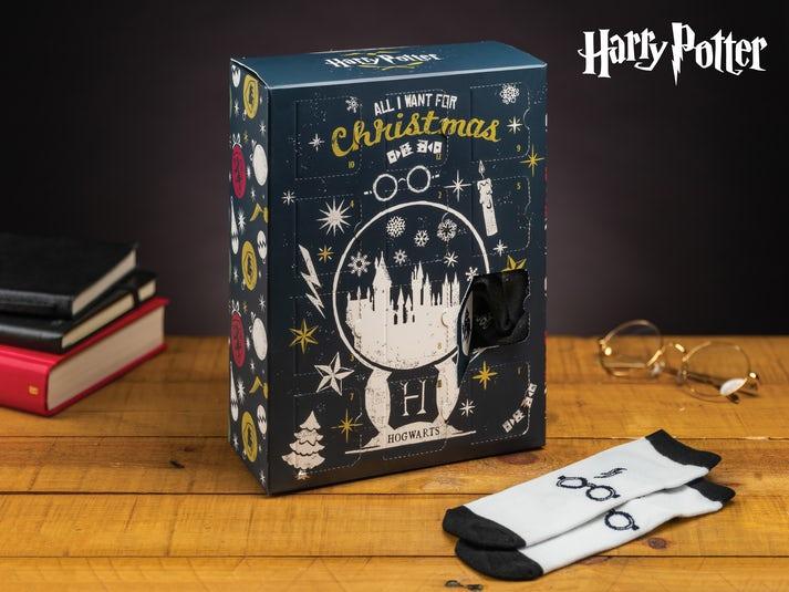 Harry Potter Strumpkalender Image