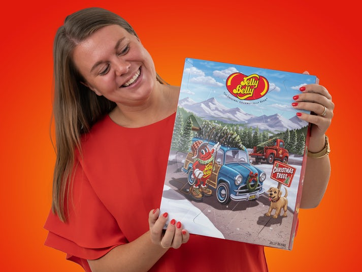 Jelly Belly Jelly Beans Adventskalender Image
