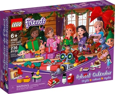 LEGO Friends Adventskalender Image