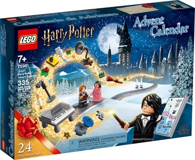 LEGO Harry Potter Adventskalender Image
