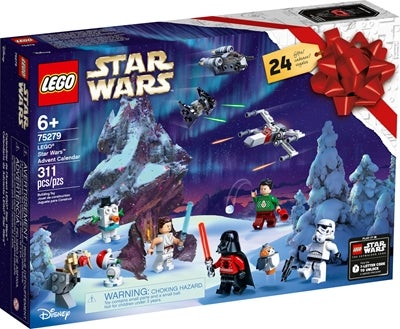 LEGO Star Wars Adventskalender Image