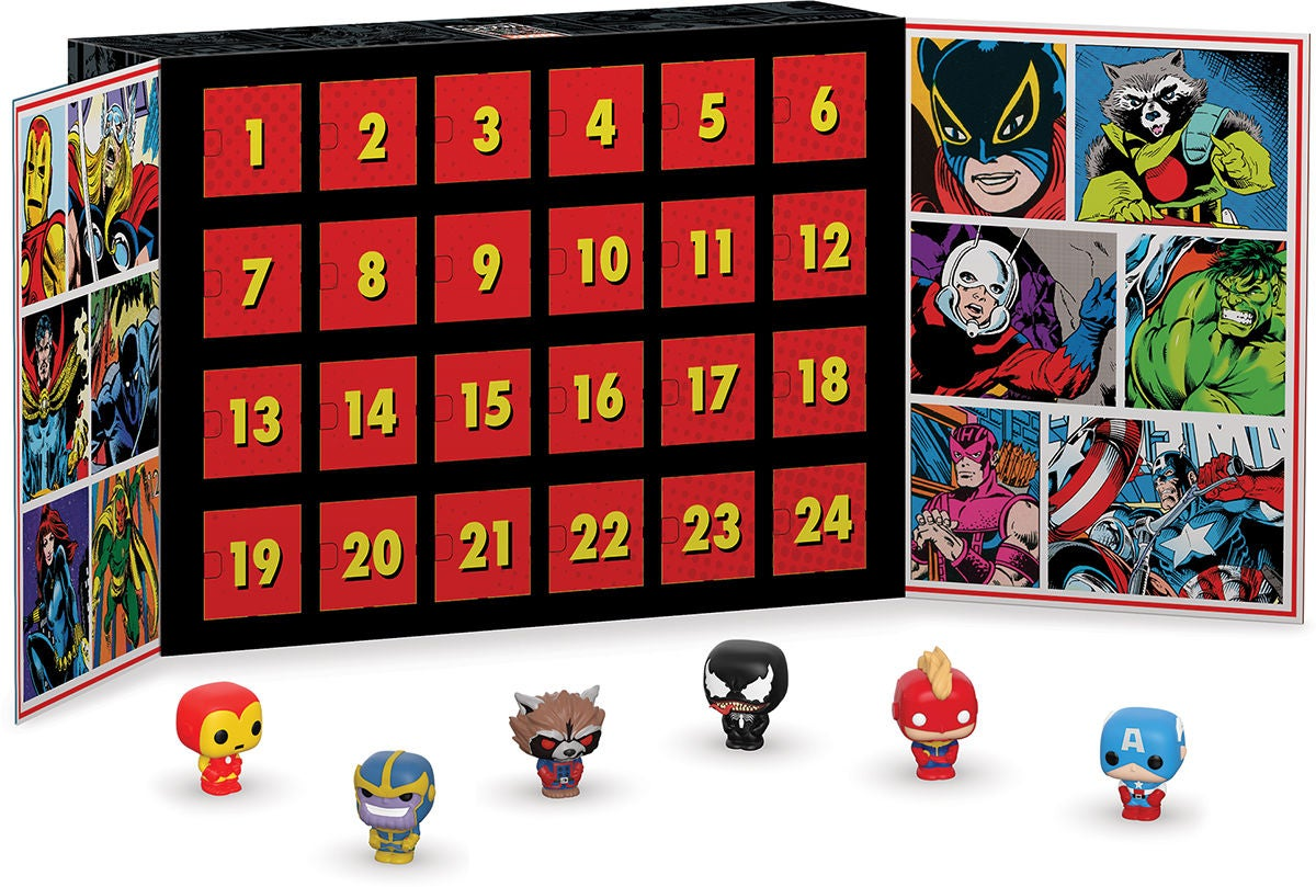 Marvel Adventskalender Funko! Image
