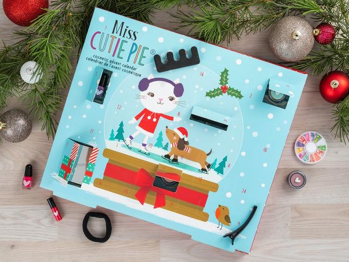 Miss Cutie Pie Sminkkalender Image