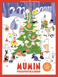 Pixi adventskalender - Mumin Image