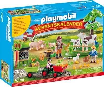 Playmobil Adventskalender På Bondgården Image