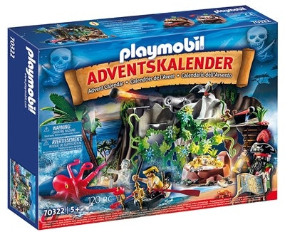 Playmobil Adventskalender Pirat Grotta Image
