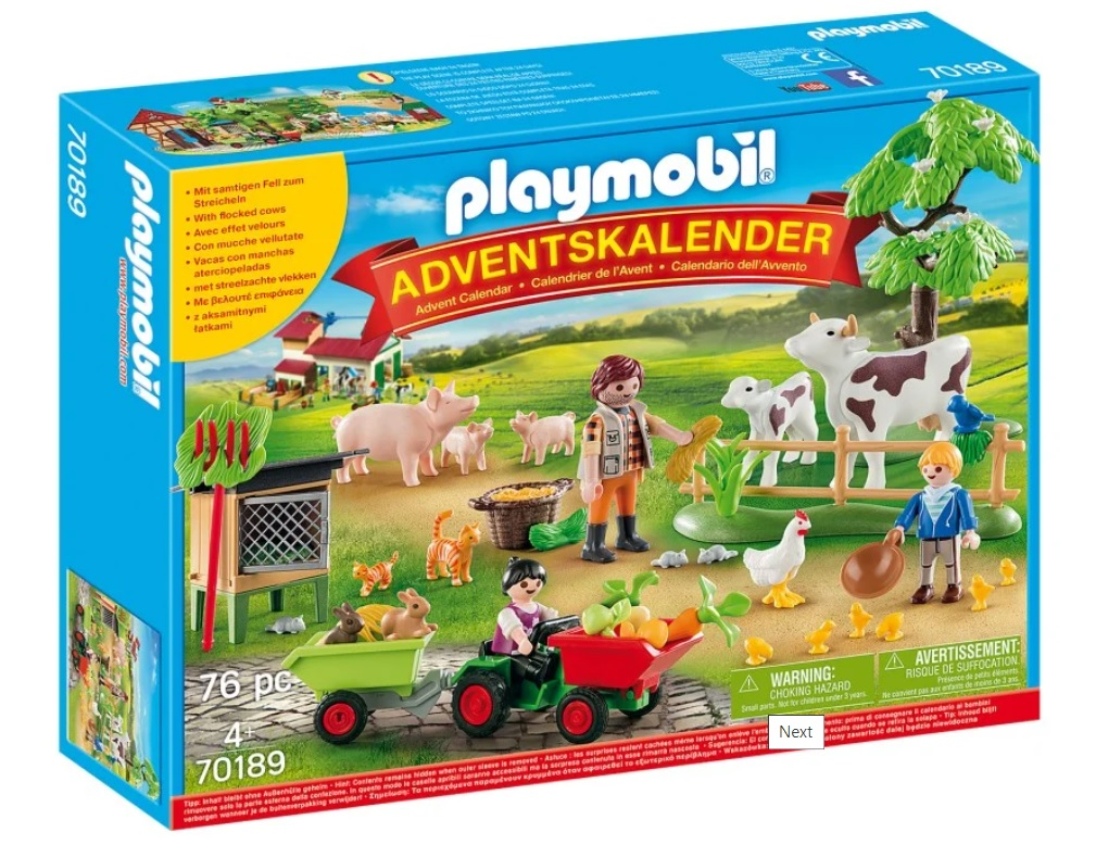Playmobil Country - Adventskalender Livet på farmen Image