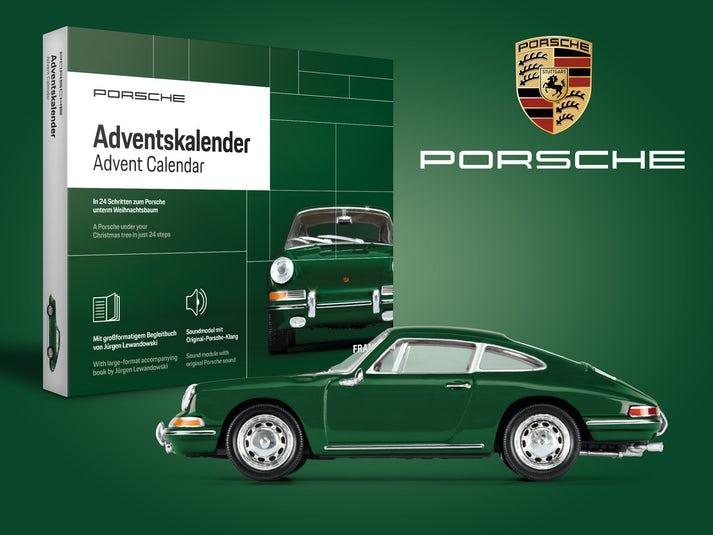Porsche Adventskalender Image