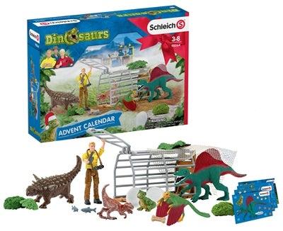 Schleich Adventskalender Dinosaurs Image