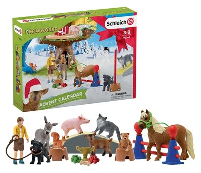 Schleich Adventskalender Farm World 2020 Image