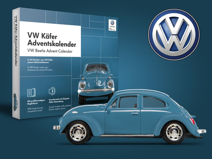 Volkswagen Beetle Adventskalender Image
