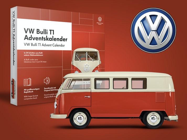 Volkswagen Bulli T1 Adventskalender Image