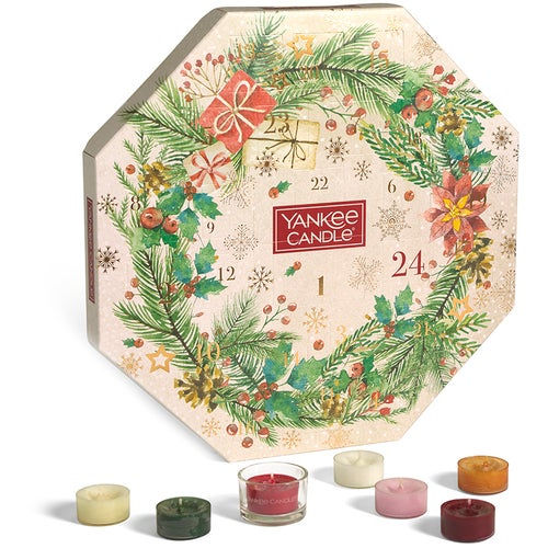 YANKEE CANDLE Candle Calender Image
