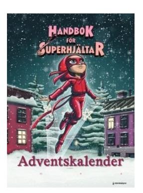 Handbok för superhjältar Adventskalender Image