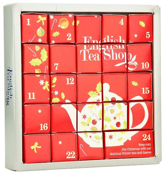 Te-Adventskalender (ekologisk) - English Tea Shop Image