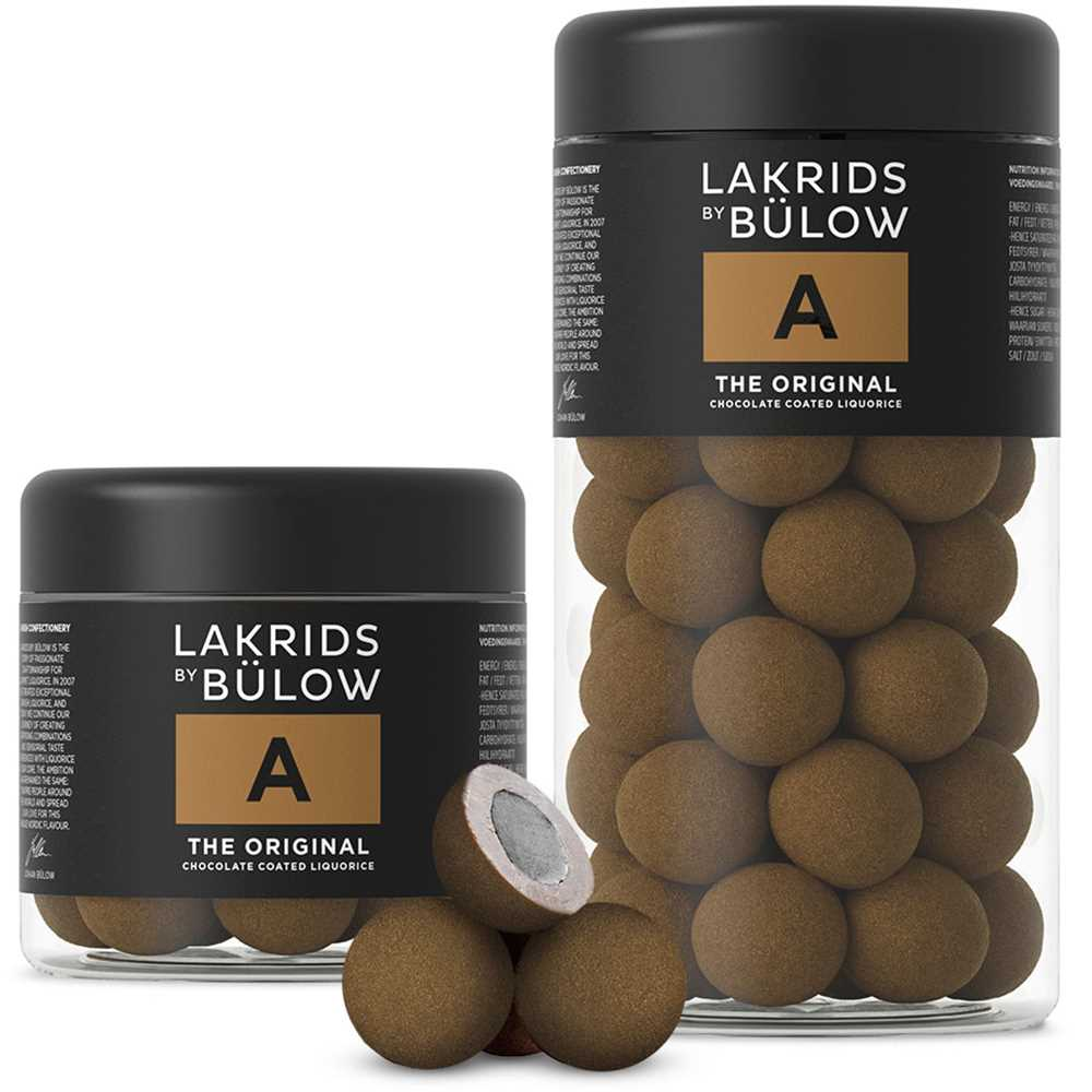 A - Lakrits & Choklad - Lakrids by Bülow Image