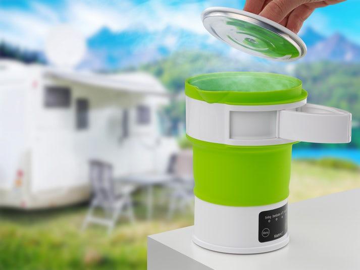 KitchPro® Hopfällbar Vattenkokare Image