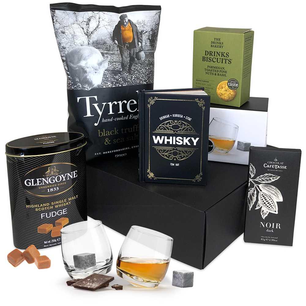 Presentlåda - Till whiskyälskaren Image