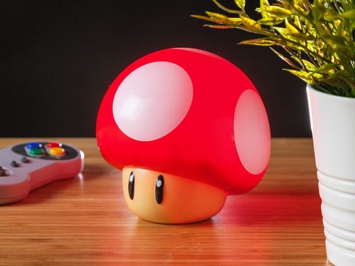 Super Mario-lampa Image