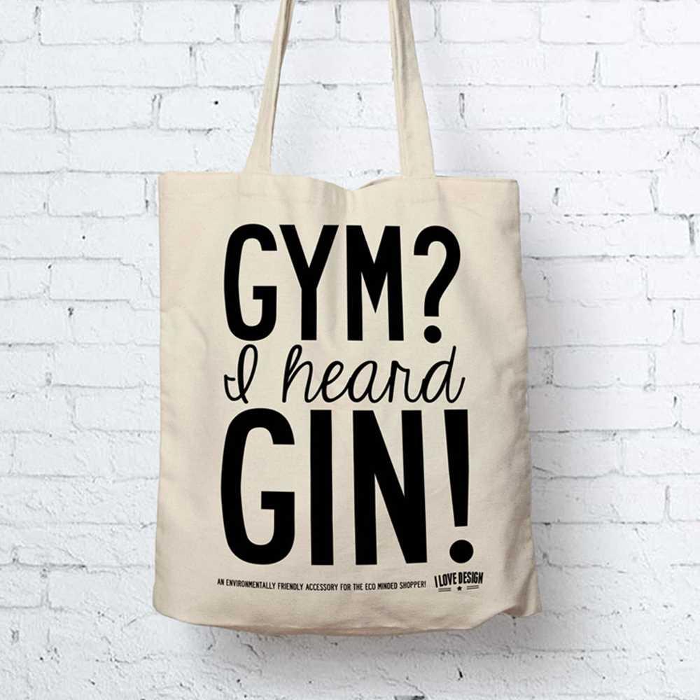 Tygkasse - Gin Image