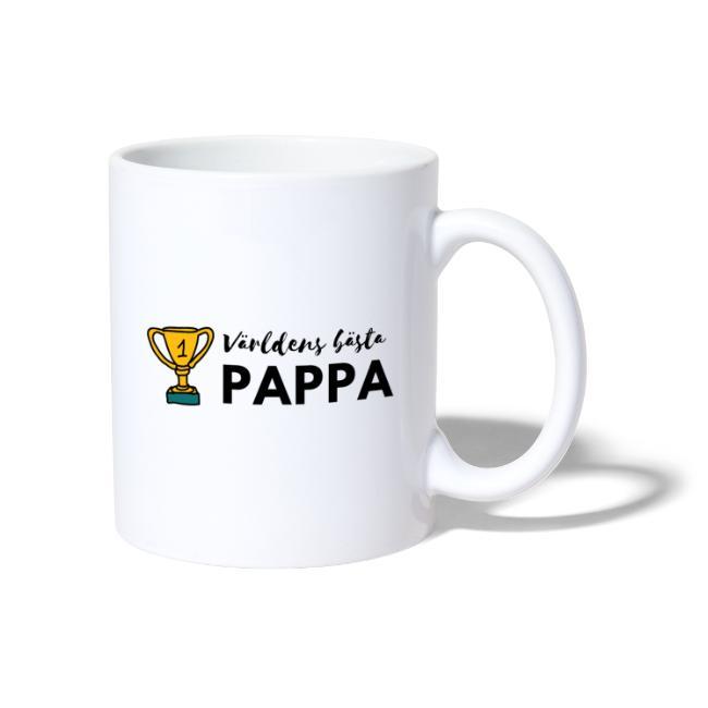 Mugg - Världens Bästa Pappa Image