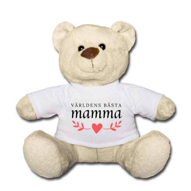 Nallebjörn - Världens bästa mamma Image